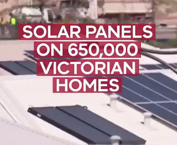 Cutting Power Bills With Solar Panels For 650,000 Homes